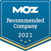 2021 Moz Recommended Company